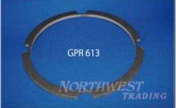 画像1: 外径 165ミリ 紙製 汎用 ガスケットペア