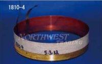 内径99.06ミリ 銅リボン線,エッジワイズ巻 JBL D130用  ペア(2個)