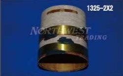 画像1: 内径51.1ミリ アルミリボン線,エッジワイズ巻 JBL EON 15P1用 ペア(2個)お取り寄せ商品
