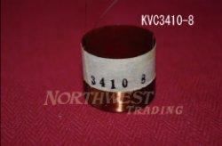 画像1: 内径25.6ミリ 丸銅線,カプトンボビン Altec405-8用 ペア(2個)お取り寄せ商品