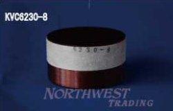 画像1: 内径50.5ミリ 丸銅線,カプトンボビン EV SX80用 ペア(2個)お取り寄せ商品