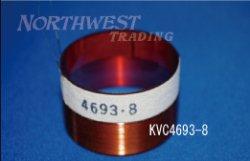 画像1: 内径38.7ミリ 丸銅線,カプトンボビン CTS5815025用 ペア(2個)お取り寄せ商品