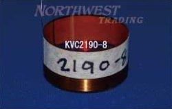 画像1: 内径22.5ミリ 丸銅線,カプトンボビン JBL LE5-2用 ペア(2個)