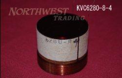 画像1: 内径51.0ミリ 丸銅線,カプトンボビン Klipsh K22用 ペア(2個)お取り寄せ商品