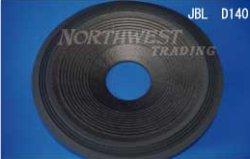 画像1: コーン紙直径315.0ミリ 4山クロスエッジ付き12山ストレートコーン JBL LE15B用 ペア