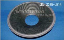 画像1: コーン紙直径280.0ミリ 1山エッジ付きストレートコーン JBL LE14用 ペア