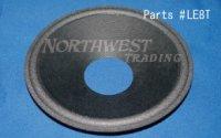 コーン紙直径143.0ミリ 1山エッジ付きストレートコーン JBL LE8T用 ペア
