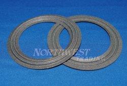 画像1: コーン紙直径74.0ミリ ウレタン製 汎用 ペア
